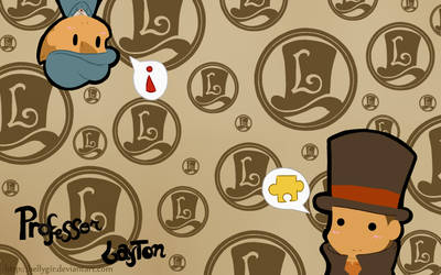 PL Chibi Wallpaper by Tawiie