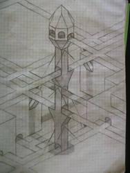 Tower by Mesaswah