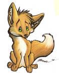 Fennec fox by nimirofox