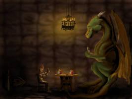 Poker Night by nimirofox