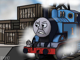 Thomas + the Crates by Dan-the-Countdowner
