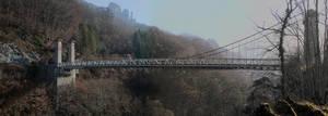 Pont de l'Abime by organicvision