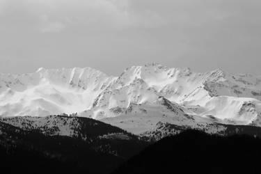 April Snow by organicvision