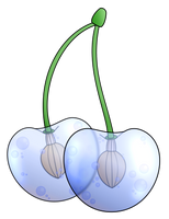 Water Cherries by Reitanna-Seishin