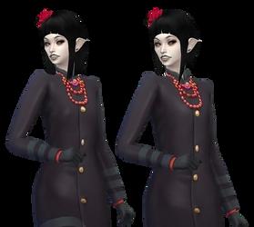 The Larimore Twins by Reitanna-Seishin