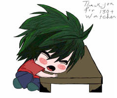 Thank you all for 130+ watchers by Tasty-muffin