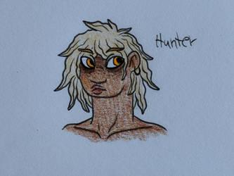Hunter by Deli-Sammich