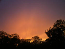 Skyline Of Fire by TheDeviantIndigo