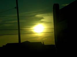 Seaside Sunset 4 by TheDeviantIndigo