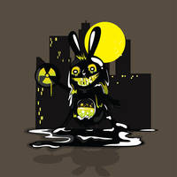 Toxic bunny by endemo