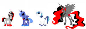 Mlp Mane 6 of Hell Extras by november123456789066