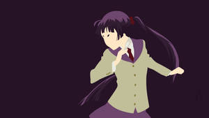 Ao no Exorcist - Kamiki Izumo by Krukmeister