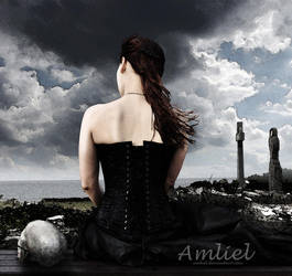 Redemption lies between... I by Amliel