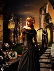 Five past Twelve (Death is waiting) by Amliel