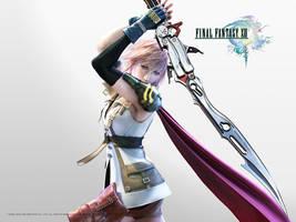Final Fantasy 13 wallpaper 3 by wtevans