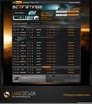 Sc2 Ratings Web Design by LanotDesign