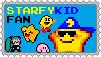 StarfyKid Fan Stamp by SuperStarfy2002