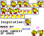 SMM Ms. Pac-Man Mystery Costume by SuperStarfy2002