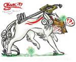 Kingdom Okami by shaloneSK