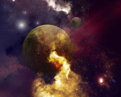 Planet by Chingiz-han
