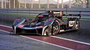 McLaren LMP1 Concept by GranDosicua