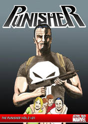 Punisher vol.2 #01 by actiontales