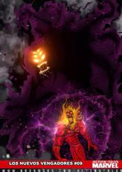 Nuevos Vengadores #09 by actiontales