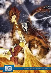 Capitan Marvel y el poder de Shazam #05 by actiontales