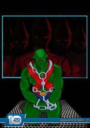 Manhunter de Marte #2 by actiontales