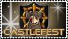 Castlefest Stamp by stardrop