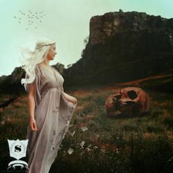Girl legend by SalmanAboFaisal