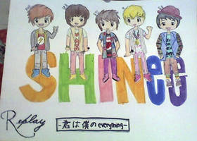 Shinee Replay Japanese by ShineeWorld58