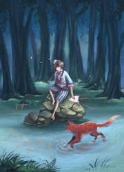 +kitsune+ by furiouskitten
