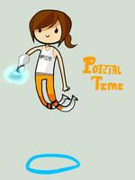 Portal Time by UndergroundCaptain