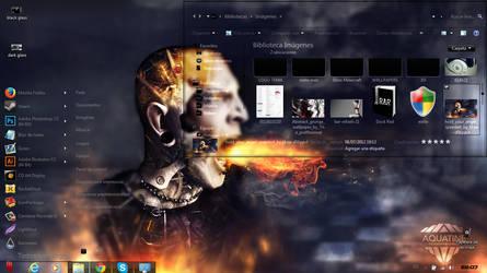 Glass Daemon VS Windows 7 by pastito07