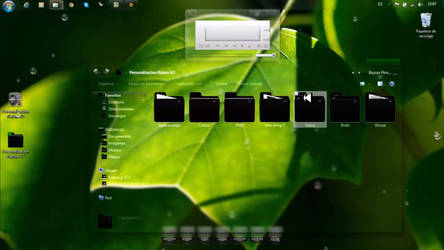 Pack Nature Full Glass Windows 7 by pastito07
