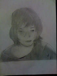 Stephanie Sketch by Jayskillz