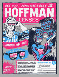 Hoffman Lenses - they live - 8bitzombie by gimetzco