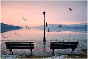 Winter Waltz by justeline