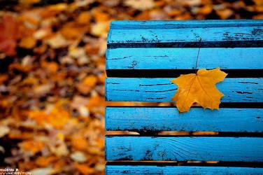 autumn by Mullahsaid