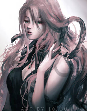 Rika (Mystic Messenger) by 10Juu