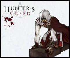 Hunter's Creed by kiwii