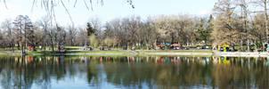 Romanescu Park HDR1 by victorsosea
