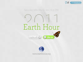 Earth Hour 2011 Wallpapers by victorsosea