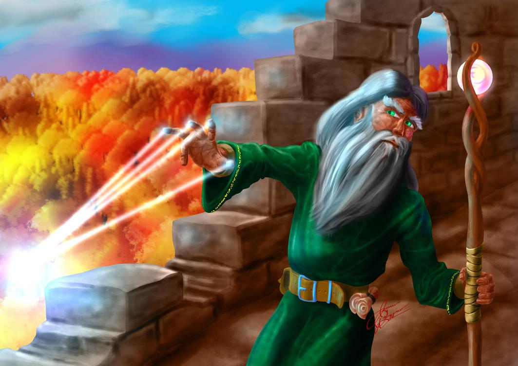 WizardBoom by Dimmak42