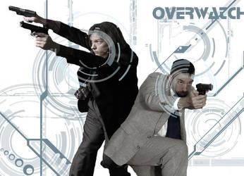 Overwatch Bill Board by MirrorMask