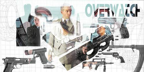 Overwatch Bill Board 2 by MirrorMask