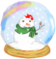 boule de neige by Killcow