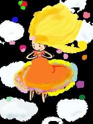 Wind Girl by Killcow