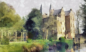 Castle Sypesteyn Loosdrecht The Netherlands by externible